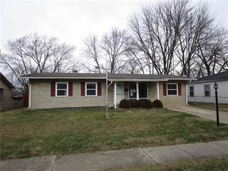 Single Family for sale in 8212 Barry Road, Indianapolis, IN, 46219