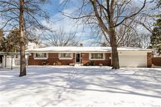 Single Family for sale in 20468 Salem Street, Detroit, MI, 48219