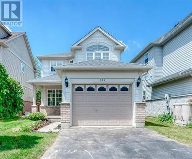 Single Family for sale in 724 Brookmill Place, Waterloo, Ontario, N2V2P1