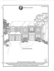 Single Family for sale in 4503 32ND RD N, Arlington, VA, 22207