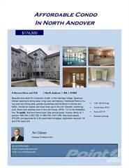 Condo for sale in 4 Harvest Drive #216, North Andover, MA, 01845