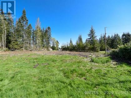 Vacant Land for sale in LT 1 MONTROSE DRIVE, Vancouver Island, British Columbia