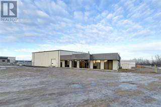 Industrial for rent in 10344 CLAIRMONT FRONTAGE ROAD, Fort St. John, British Columbia