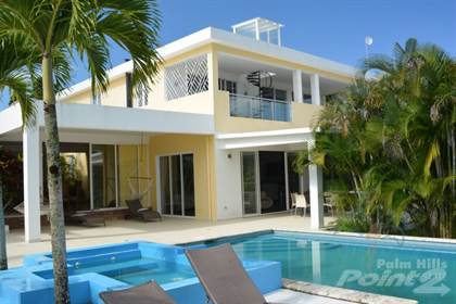 Residential Property for sale in Villa on a hill overlooking the sea, Los Brazos, Espaillat