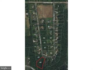 Land for sale in 40 FOUNTAIN BOULEVARD, Burlington, NJ, 08016