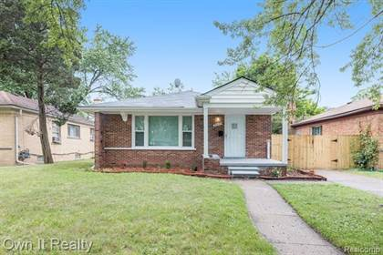 Residential Property for sale in 20509 FAUST Avenue, Detroit, MI, 48219