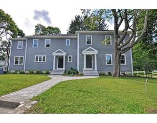 Townhouse for sale in 28 Marion Street A, Natick, MA, 01760