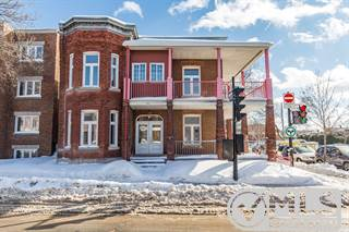 Residential Property for rent in 3572 Boul. Rosemont 2, Montréal, Quebec