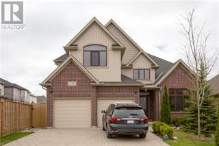 Single Family for sale in 771 ECLIPSE WALK, London, Ontario, N5X0K1
