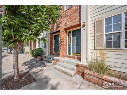 Residential Property for sale in 438 N Parkside Dr D, Longmont, CO, 80501