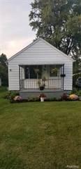 Single Family for sale in 40 W FAIRMOUNT Avenue W, Pontiac, MI, 48340