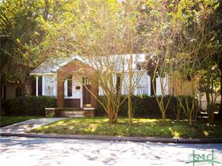 Single Family for rent in 1501 E Anderson Street, Savannah, GA, 31404