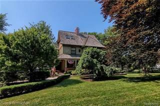 Single Family for sale in 59 LAKE SHORE Road, Detroit, MI, 48236
