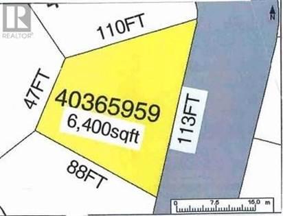 Vacant Land for sale in S-8R 25 Grosvenor Road, Halifax, Nova Scotia, B3M3E2