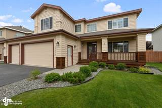 Single Family for sale in 5589 Kenai Fjords Loop, Anchorage, AK, 99502