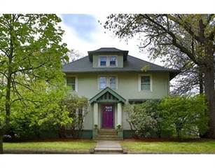 Single Family for rent in 1016 Beacon St, Newton, MA, 02459