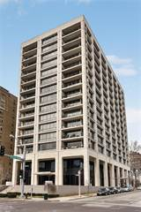 Condo for sale in 4501 Lindell Boulevard 8A, Saint Louis, MO, 63108