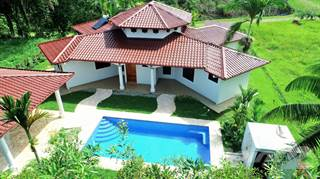 Residential Property for sale in Beautiful 3 bedroom home in a planned, gated community., Tres Rios, Puntarenas