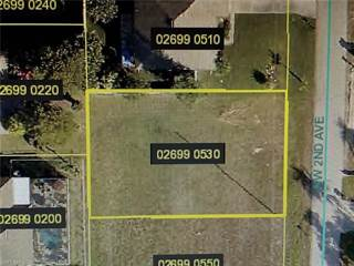 Land for sale in 1808 NW 2nd AVE, Cape Coral, FL, 33993