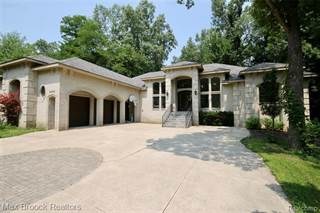 Single Family for sale in 6932 WILLOW Road, West Bloomfield, MI, 48324