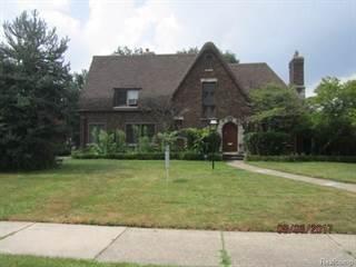 Single Family for sale in 775 BERKSHIRE Road, Grosse Pointe Park, MI, 48230