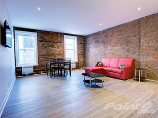 Residential Property for rent in 212 Rue Ste-Catherine E., #2, Montreal, Quebec