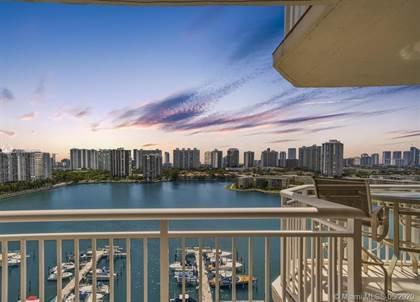 Residential for sale in 18041 Biscayne Blvd 1604, Aventura, FL, 33160