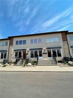 Single Family for sale in 80 Rougeau Garden Drive 104, Winnipeg, Manitoba, R2C4R5