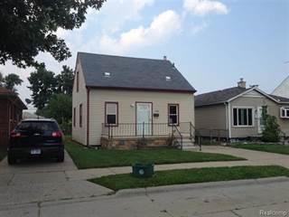 Single Family for rent in 2536 Emily Street, Melvindale, MI, 48122