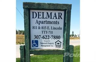Apartment for rent in Del Mar Apartments - Two Bedroom, Gillette, WY, 82716