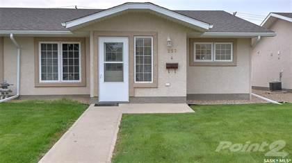 Condominium for sale in 257 Fairford STREET W 4, Moose Jaw, Saskatchewan, S6H 1V5