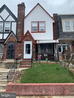 Residential Property for sale in 7832 TEMPLE RD, Philadelphia, PA, 19150