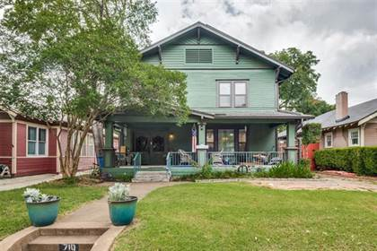 Residential Property for sale in 710 Woodlawn Avenue, Dallas, TX, 75208