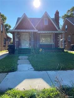 Residential Property for sale in 18618 WASHBURN Street, Detroit, MI, 48221