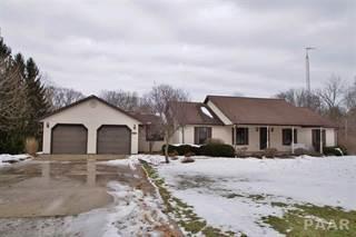 Single Family for sale in 11217 W MAPLE RIDGE Road, Glasford, IL, 61533