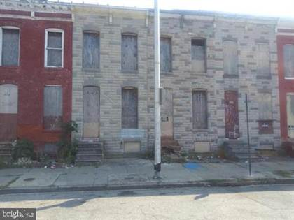 Residential Property for sale in 1931 RAMSAY ST, Baltimore City, MD, 21223