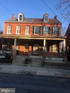 Residential Property for sale in 241 N MARY STREET, Lancaster, PA, 17603