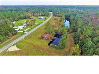 Land for sale in 33 OLD BAY CITY RD, Wewahitchka, FL, 32465