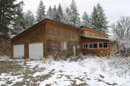 Residential for sale in 307 Settlers Ln., Moyie Springs, ID, 83845