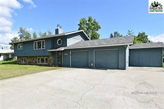 Single Family for sale in 1443 MOORE STREET, Fairbanks, AK, 99701