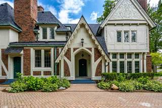 Single Family for sale in 110 Cloverly, Grosse Pointe Farms, MI, 48236