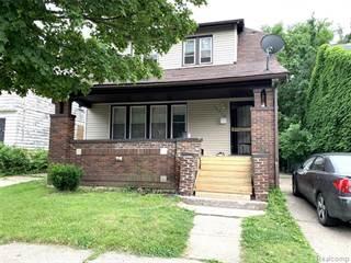 Single Family for sale in 12226 Wilfred Street, Detroit, MI, 48213