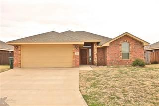 Single Family for sale in 209 Miss Ellie Lane, Abilene, TX, 79602