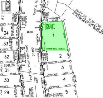Vacant Land for sale in LOT 1 KLEINBURG SUMMIT WAY, Vaughan, Ontario, L4H4T5