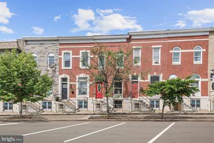 Residential Property for sale in 418 N LUZERNE AVE, Baltimore City, MD, 21224
