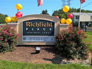 Apartment for rent in RICHFIELD PLACE APARTMENTS, Chamberlayne, VA, 23227
