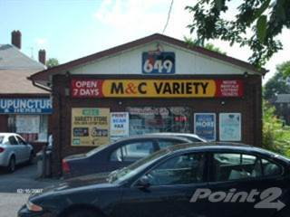 Comm/Ind for rent in 1212 Ouellette Ave, Windsor, Ontario