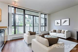 Apartment for rent in The Lex Apartments - One Bedroom with Den, Vancouver, British Columbia