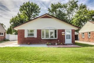 Single Family for sale in 18532 HAMANN Street, Riverview, MI, 48193