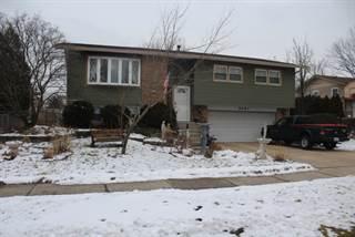 Single Family for sale in 5654 Fern Avenue, Oak Forest, IL, 60452